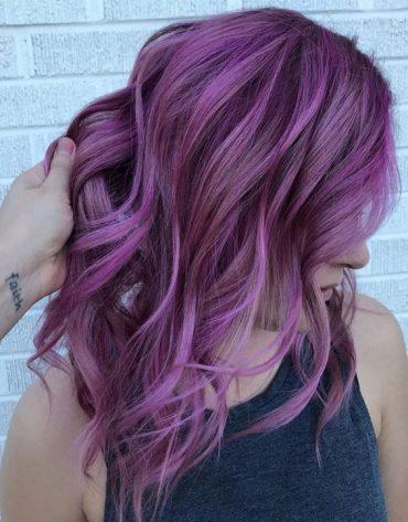 Elegant Hair Color Ideas for Medium Length Hair In 2019