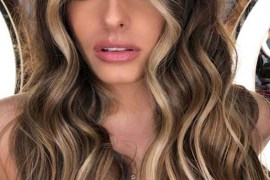 Face Framing Long Balayage Hairstyles for 2019