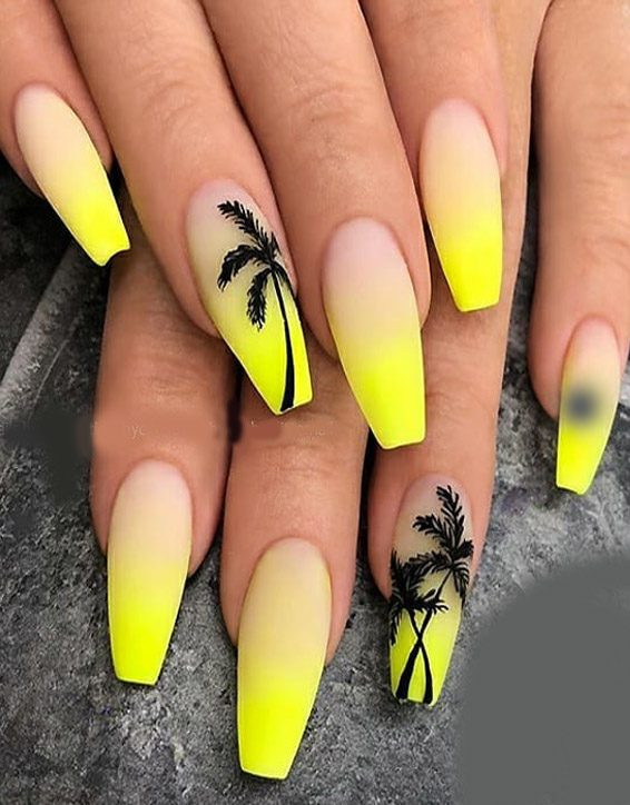 Adorable Nail Designs for Summer Season of 2019