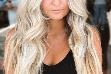 Amazing Ice Blonde Hair Color Ideas for 2019