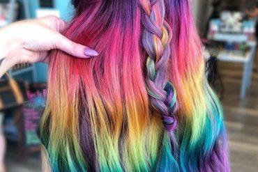 Unique & Fresh Ideas of Hair Color for 2019