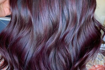 Amazing Red and Purple Hair Color Shades for 2019