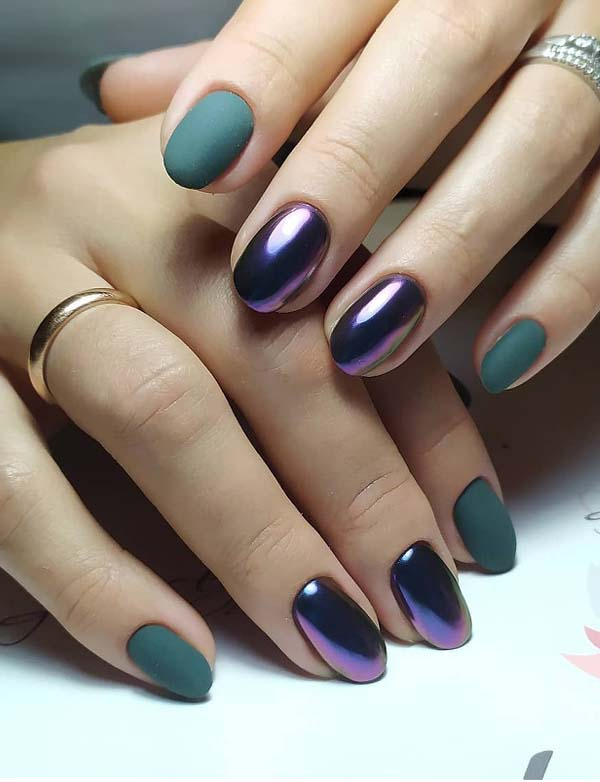 Bright Nail Art Designs and Nail Polish Ideas for Women 2019
