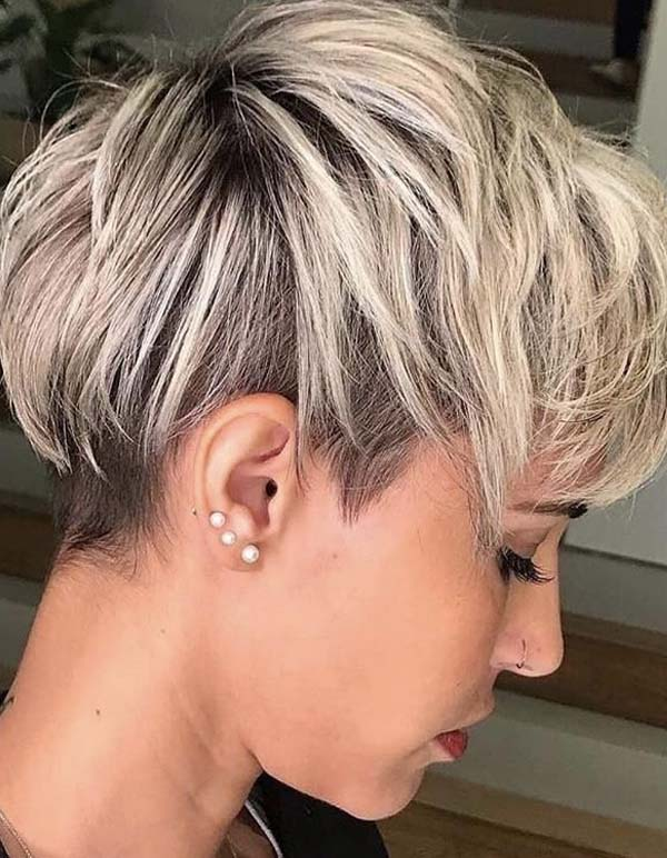 Cute Pixie Haircut Styles for Women in 2019