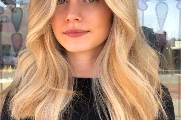 Fresh Blonde Hair Colors and Hairstyles for Women 2019
