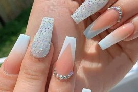 Stylish & Ideas Nail Designs for Long Nail In 2019