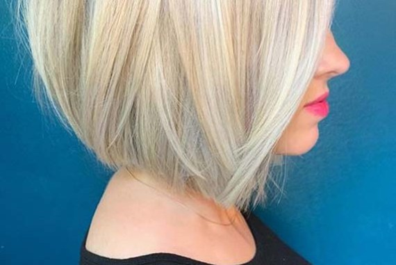 Modern Blonde Bob Haircut Styles to Show Off in Year 2019