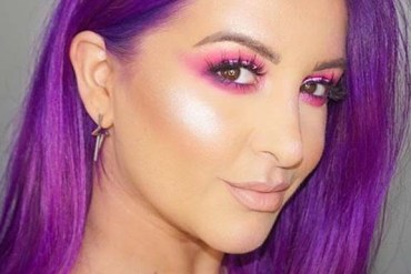 Modern Purple Hair Color Ideas and Styles for 2019