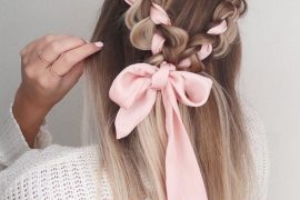 Awesome Ideas of Half up Braided Hairstyles for 2020