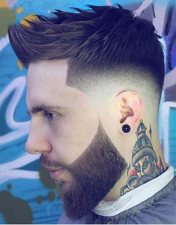 Most Popular Mens Hairstyles & Cuts for the year of 2020