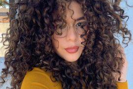 Stylish Medium Length Curly Haircuts for 2020