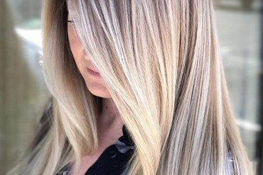Cutest Balayage Sleek Straight Hairstyles to Show Off in 2020