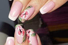 Elegant Colorful Pink Nail Arts and Designs in Year 2020