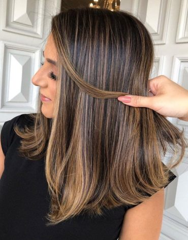 Gorgeous Brown Hair with Blonde Highlights for 2020