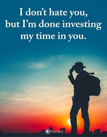 My Time Investing In you - Great Quotes for You