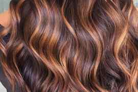 Brown Balayage Hair Colors for Long Hair Looks in Year 2020
