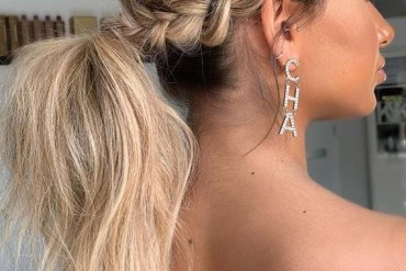 Gorgeous Braided Ponytail Hairstyles for Every Woman 2020