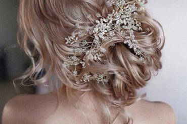 Hottest Look of Wedding Hairstyles to Try In 2020