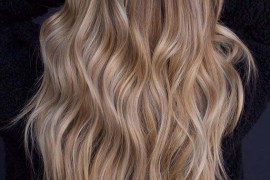 Low Maintainence Balayage Hair Colors Highlights in 2020