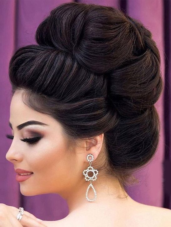 Modern Bridal Hairstyle & Wedding Looks for 2020
