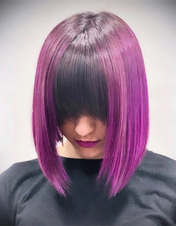 Latest & Colorful Bob Haircuts to Try Now