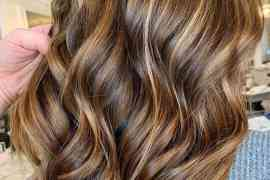 Pretty brunette Hair Colors with Bronze Shades in 2020