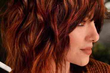 Red Copper Hair Colors to Sport for Bold Look in 2020
