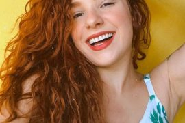 Gorgeous Red Curly Hair Ideas & Trends for 2020