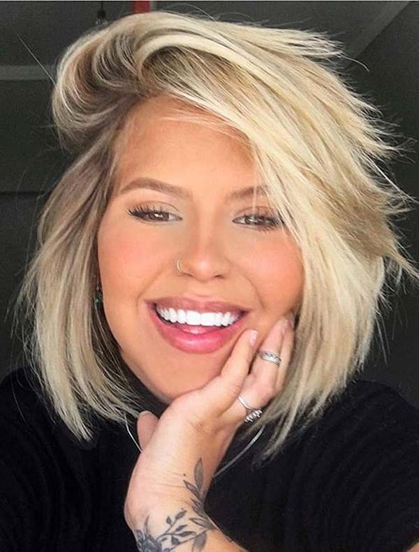 Blonde Hair Color Shades for Short Hair to Try in 2020