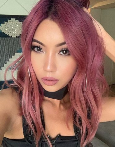 2020 Pink Haircuts & Hairstyles for Medium to Long Hair