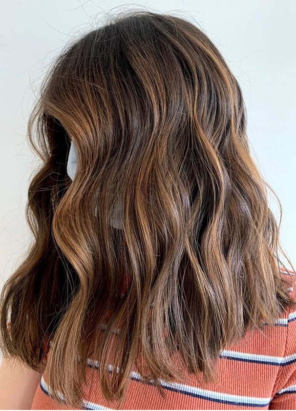 Fantastic Caramel Balayage Hair Color Trends in 2020