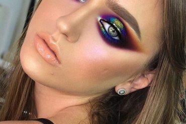 Modern & Elegant Eye Makeup Style for 2020