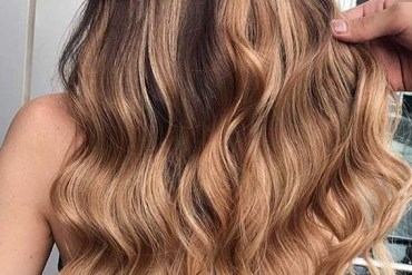 Sunkissed Balayage Hair Color Shades for Ladies in Year 2020