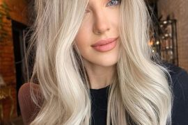 Stunning Look of Balayage Hair Color & Styles for 2020