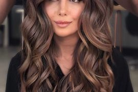 Edgy Style of Balayage Hair Color for Girls In 2020