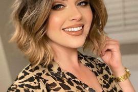 Elegant Look of Medium Hair & Beauty Look for 2020