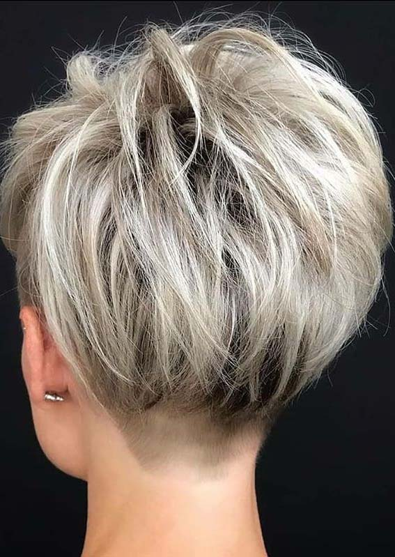Modern Pixie Haircuts for Short Hair You Must Try Nowadays
