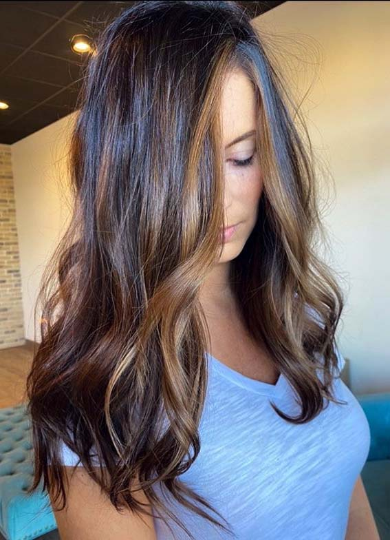 Best Brunette Balayage Hair Color Shades to Show Off in 2020