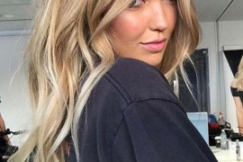 Creative Balayage Blonde Hair Color Ideas for Women 2020