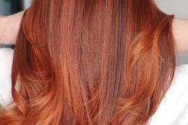 Dark Ginger Hair Color Shades for Women to Try in 2020