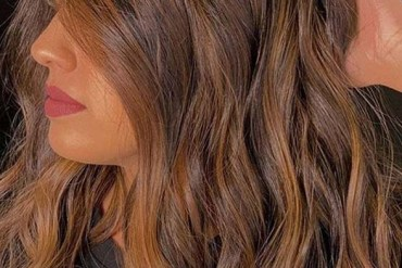 Lovely caramel chocolate hair colors and Styles for Women 2020