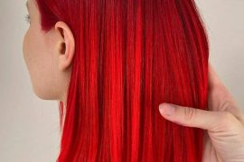 Stunning & Gorgeous Red Hair Color Style In 2020
