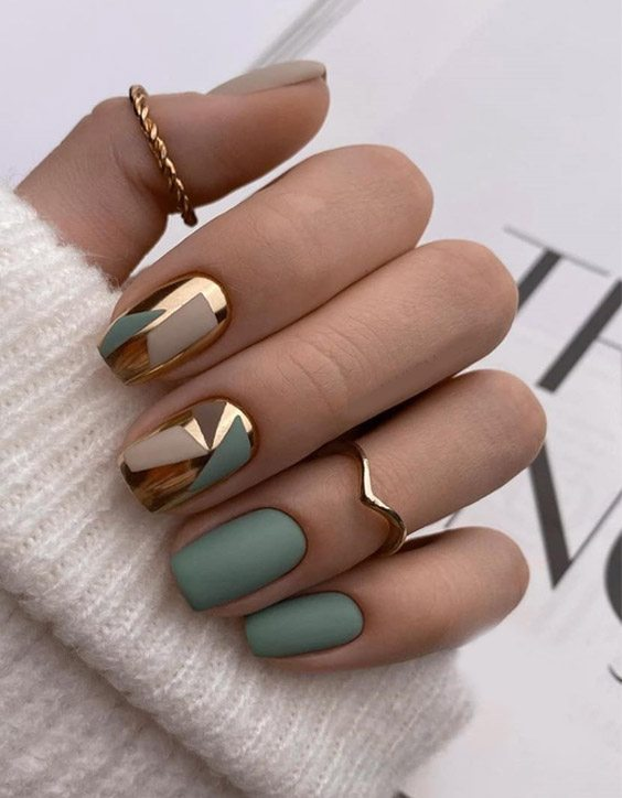 Fabulous Nail Designs & Imges for Fashionable Look