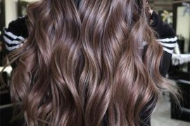 Fascinating Beige Bronde Hair Color Trends for 2021