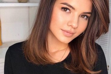 Marvelous Style of Shoulder Length Hairstyles to wear In 2021