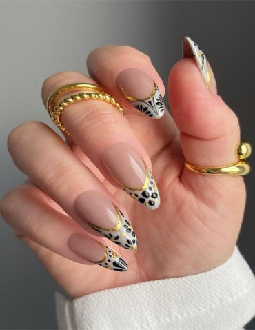 2021 Delightful Nail Ideas & Style for Young Girls