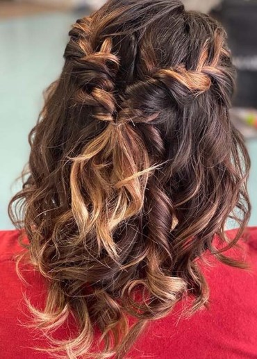 Fresh Braids Styles for Girls to Show Off