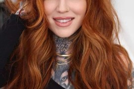 Hottest Face Framing Long Red Hair Styles