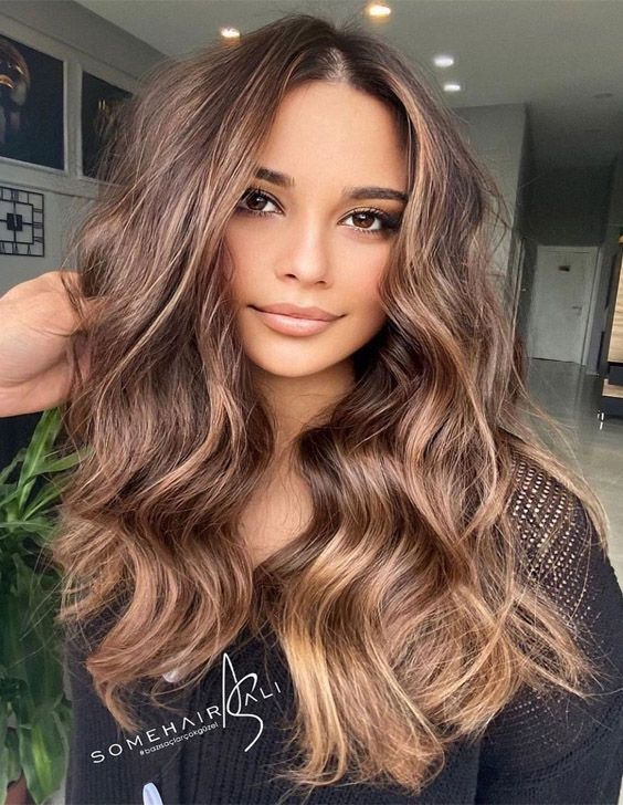 Modern 2021 Bronde Hair Color Trends for Girls