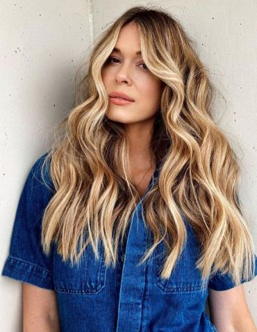 Best Beach Blonde Highlights to wear Now